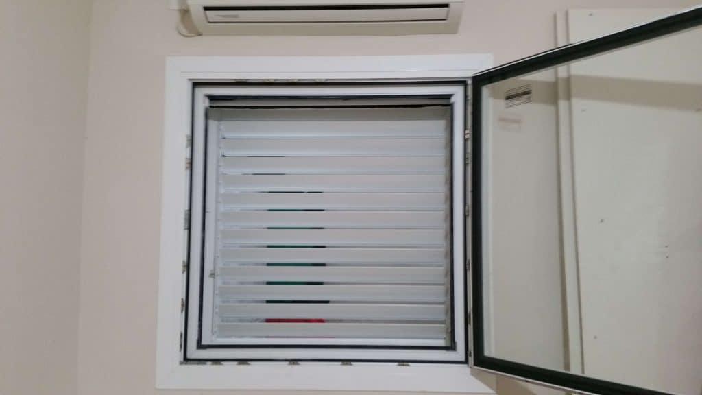 תריס לחלון ממד