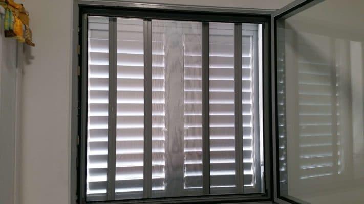 רשת לחלון ממד
