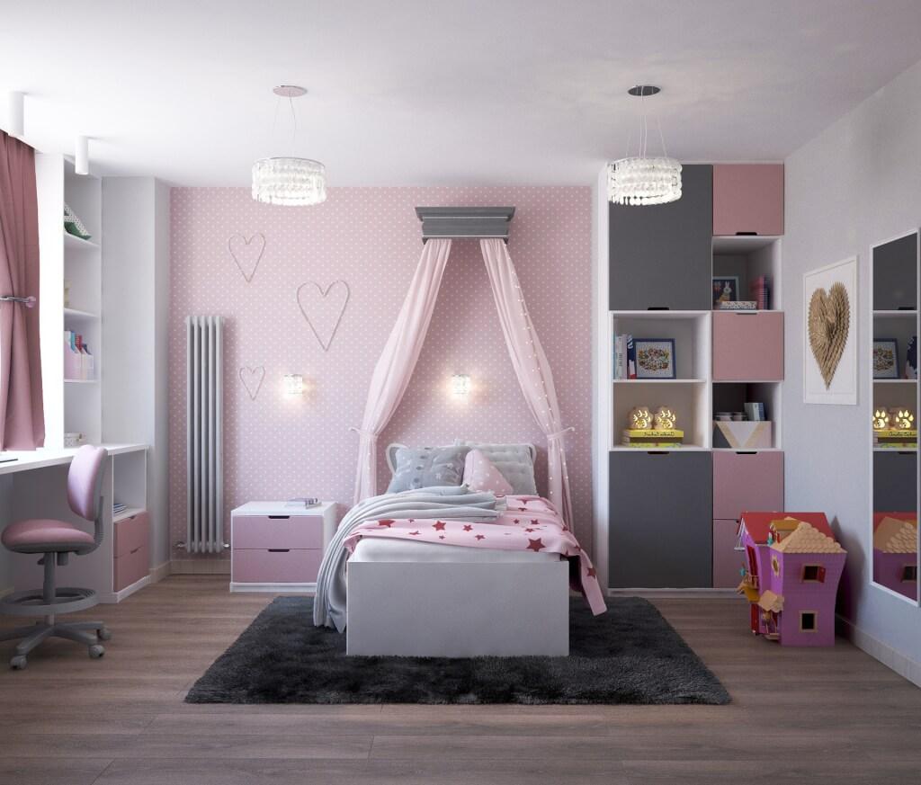 עיצוב חדר