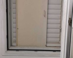 טיפול בחלון ממד תקוע